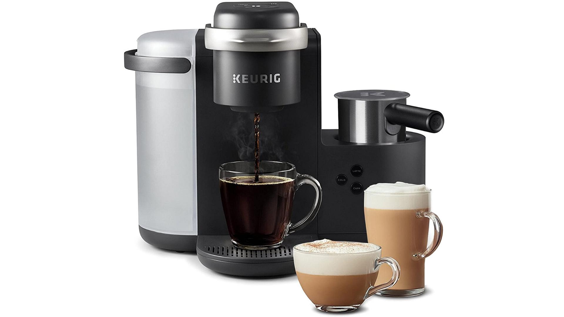 Keurig best latte machine