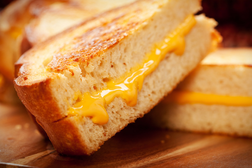 Martha Stewart's Secret Ingredient for Grilled Cheese Is Better Than Butter