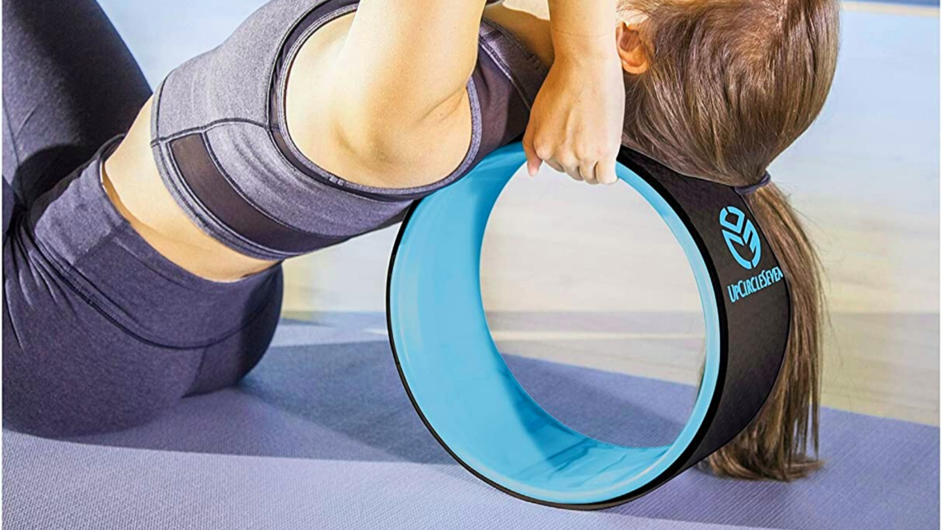 The Best Yoga Wheel To Melt Away Neck And Back Pain