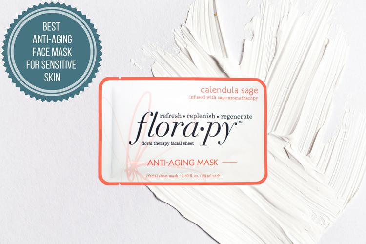 Florapy Anti-Aging Sheet Mask