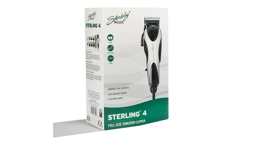 wahl clippers in package