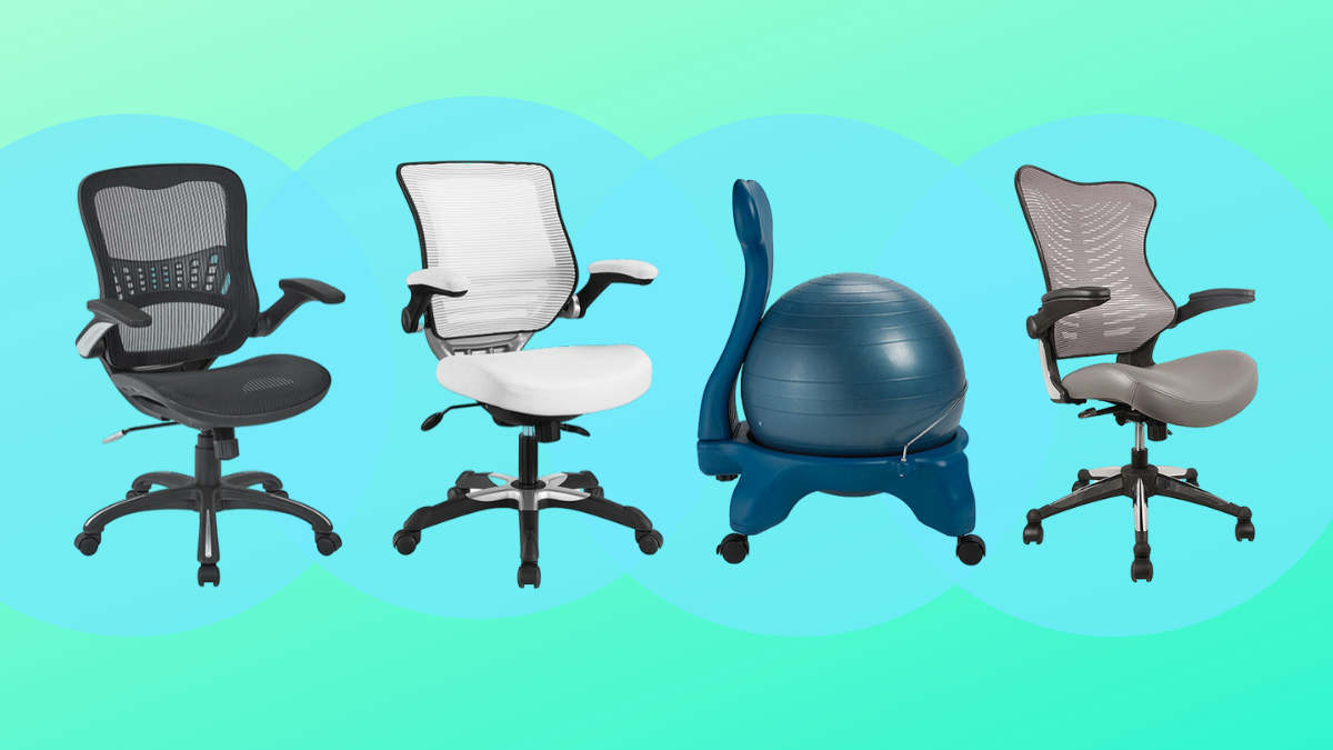 Image of: 6 Best Office Chairs Under 200 For Your Home Office