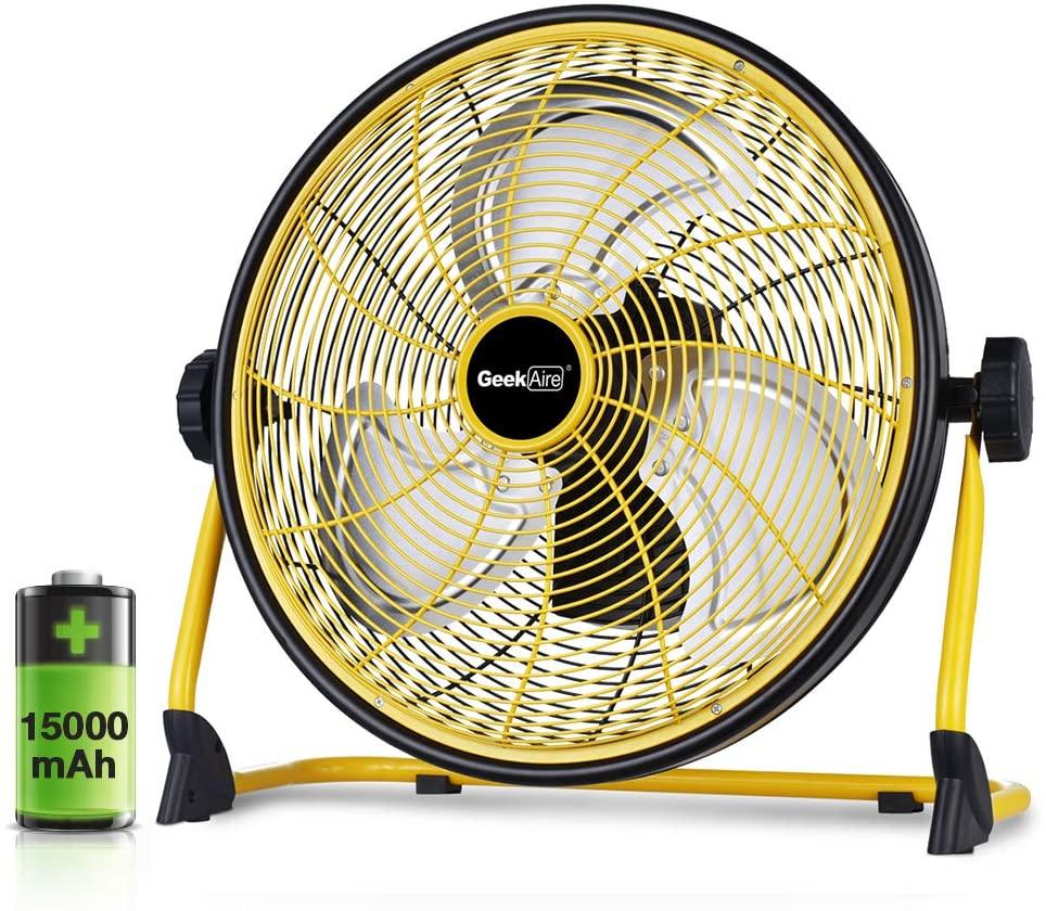 best battery powered fan