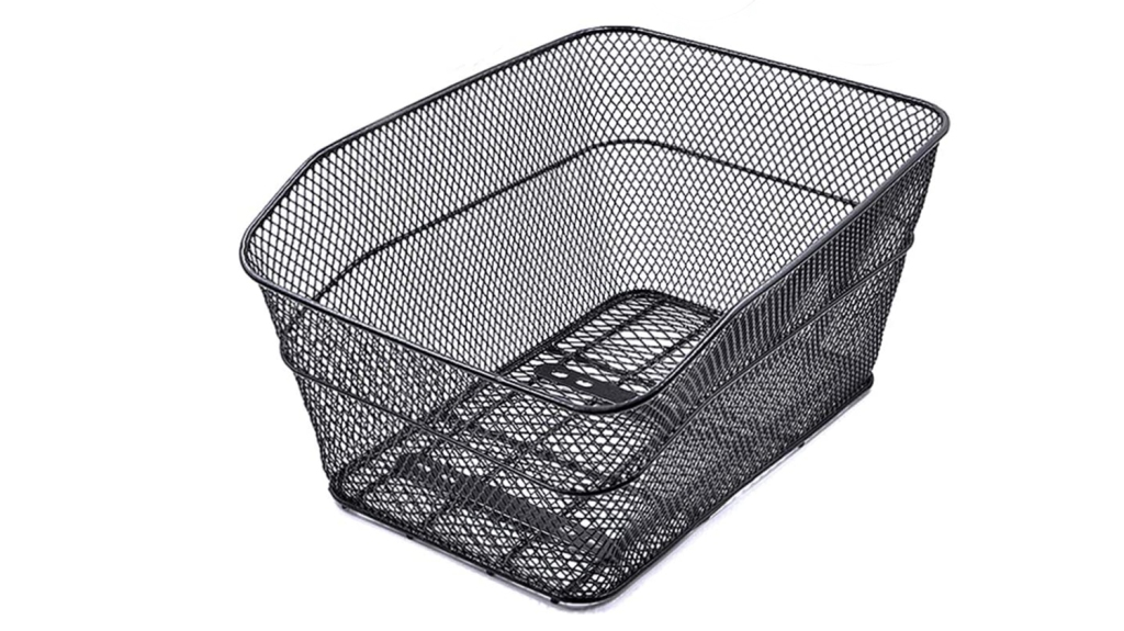 rear wire bike basket