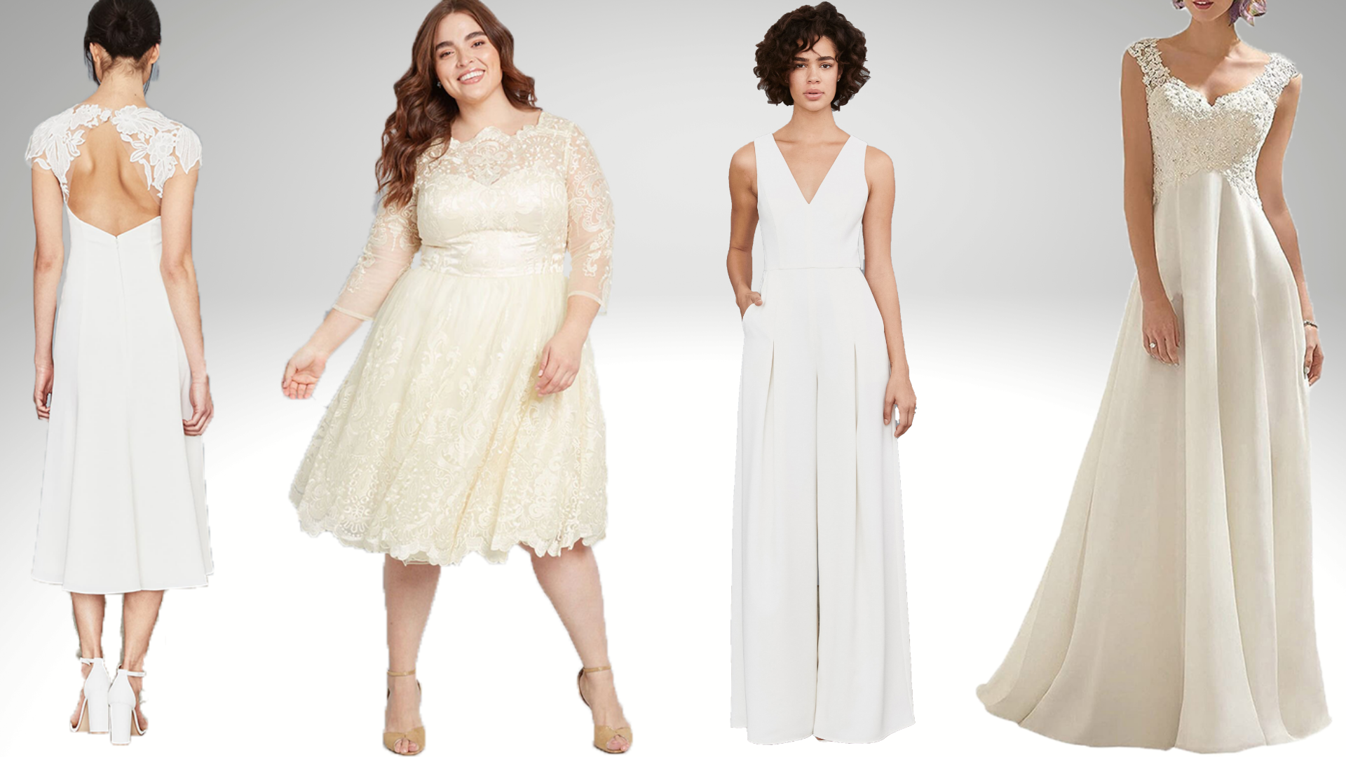 The Perfect Courthouse Wedding Dress For Your Special Day,Evening Dresses For Wedding Guests