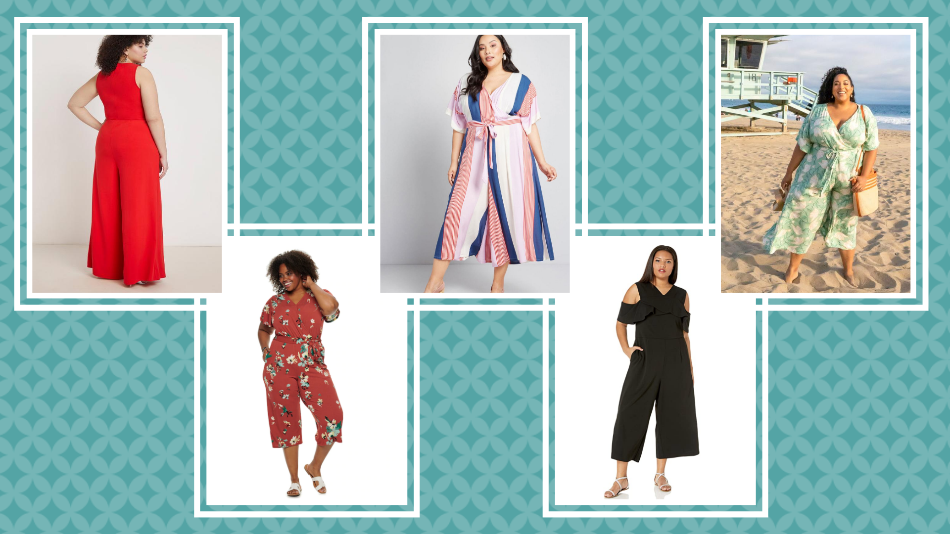 8 Plus Size Rompers That Are As Cute As They Are Comfy