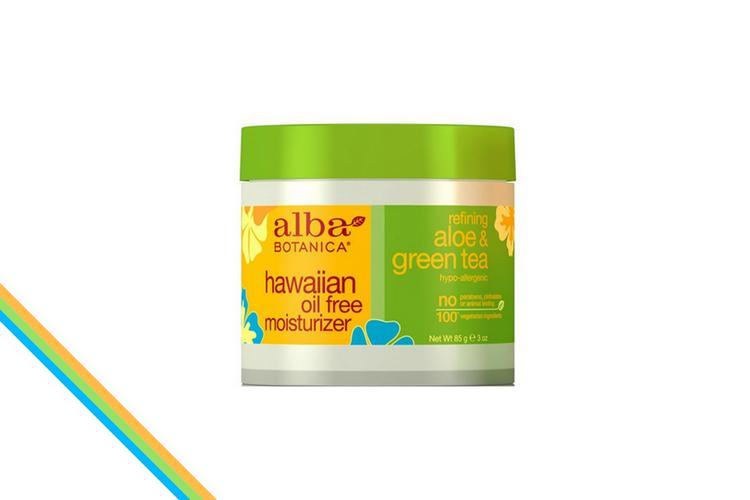 alba moisturizer