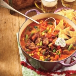 chunky chili con carne