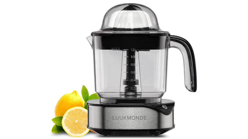 affordable citrus juicer