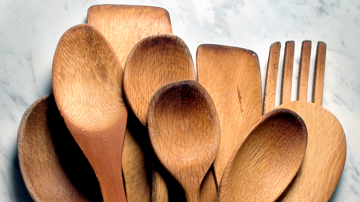 This 'Wooden Spoon Test' Might Inspire You to Toss Your Utensils Out