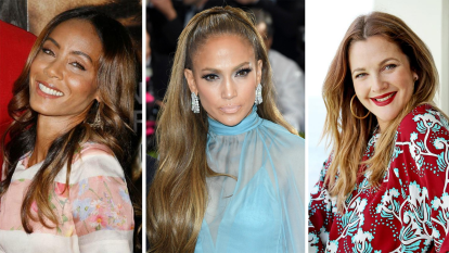 Jada Pinkett Smith, Jennifer Lopez, and Drew Barrymore