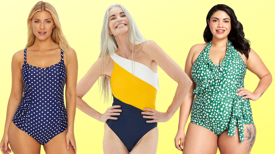6 One Piece Swimsuits That Won't Make You Look Like Your Mother