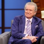 regis philbin in chair