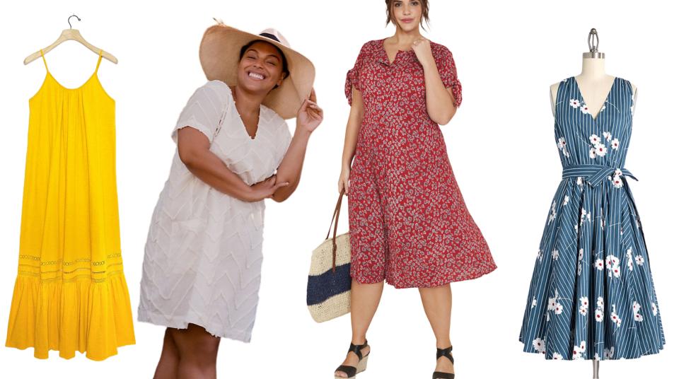 The Best Sundresses for Women Over 50 This Summer
