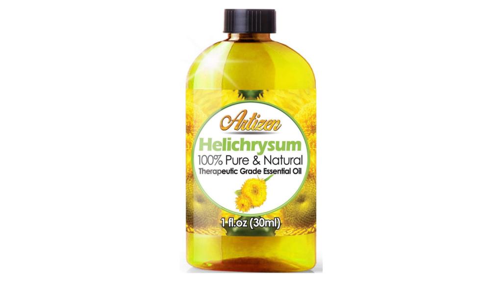 essential oils for sunburn
