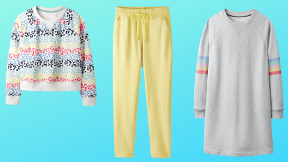Boden loungewear pieces