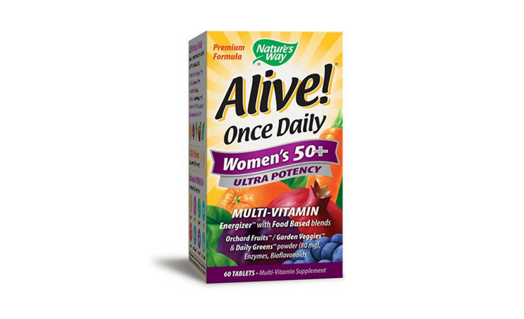 best multivitamins for women over 45