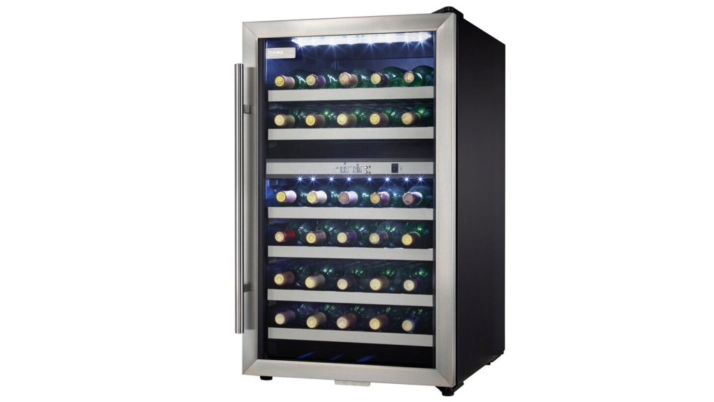 Danby wine fridge