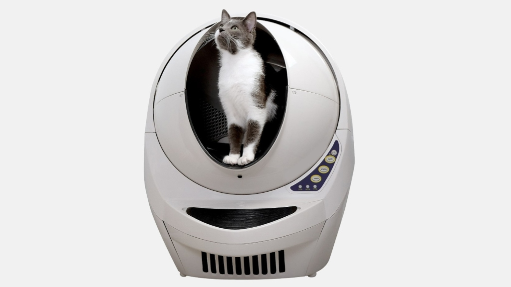 Litter Robot automatic cat litter box review