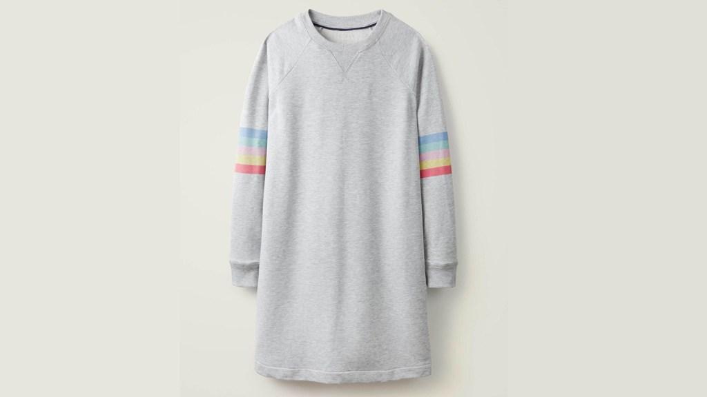 Boden sweatshirt dress