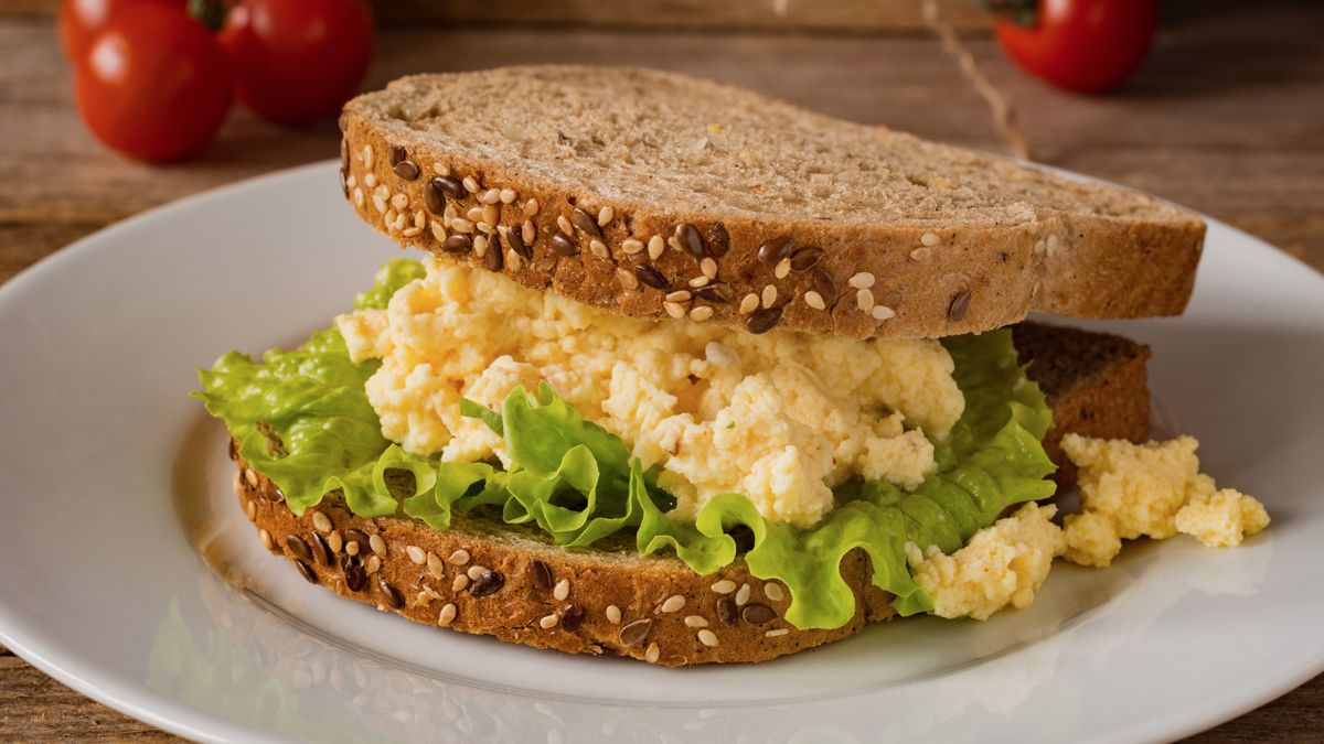 The Secret to Extra Creamy Egg Salad Has Nothing to Do With Ingredients