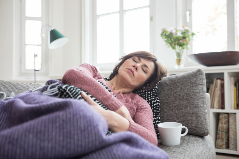 Menopause Fatigue — What Causes It and 4 Ways to Deal