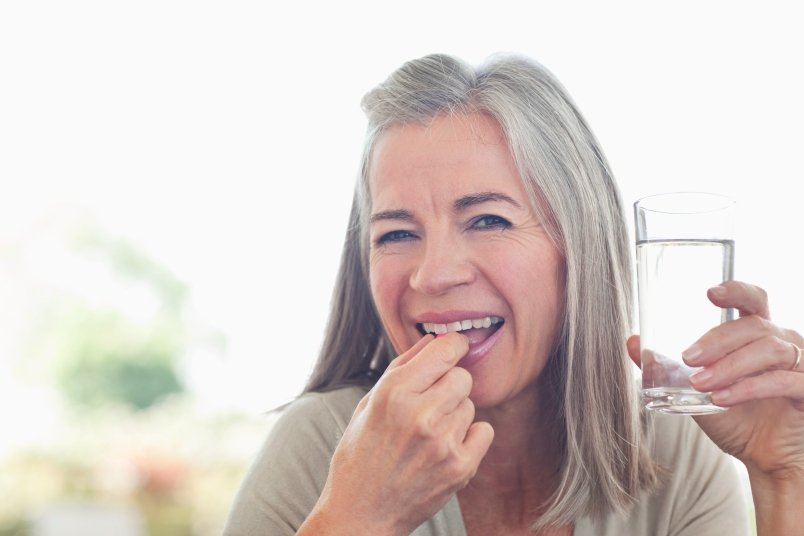 Older Adults Should Take These Vitamins For Immunity, Shorter Time Being Sick, and Less Severe Symptoms