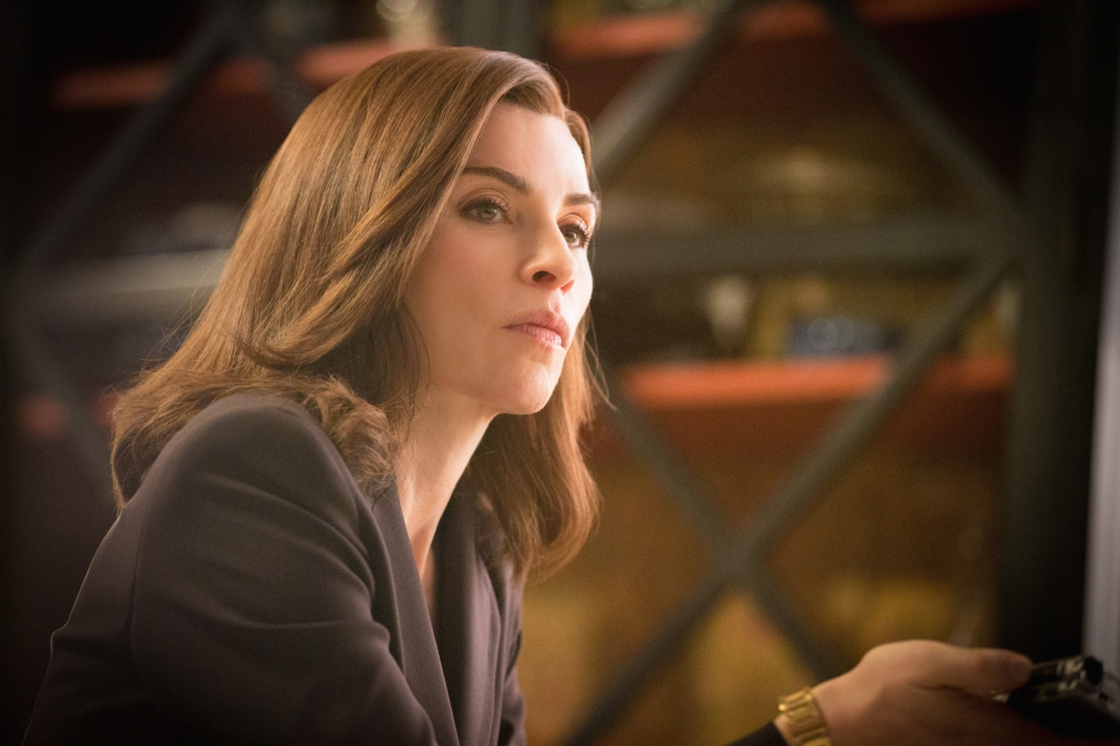 Julianna Margulies on the Good Wife