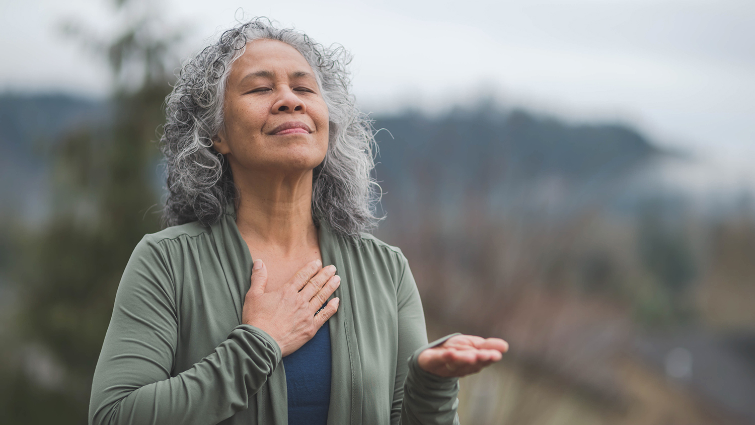 This Simple Breathing Technique Can Help Stress-Induced Fatigue