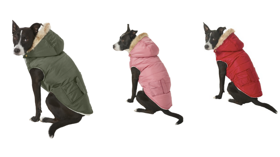 coats for dogs and cats