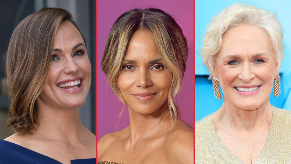 celebrity hair and makeup for holidays