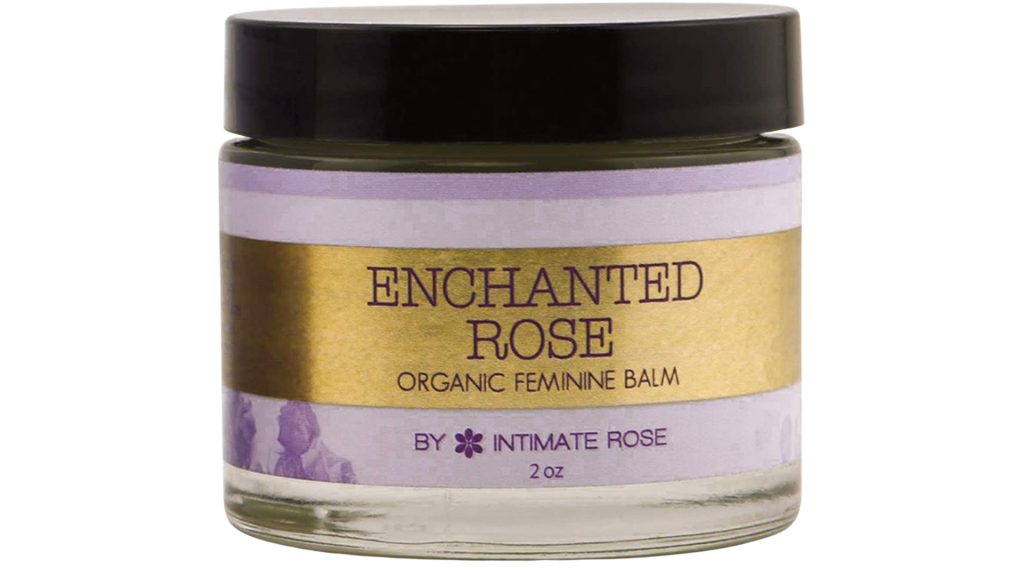 Intimate Rose menopausal dryness