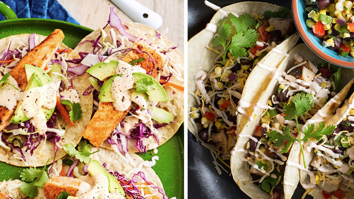 7 Seriously Tasty Recipes to Celebrate National Taco Day