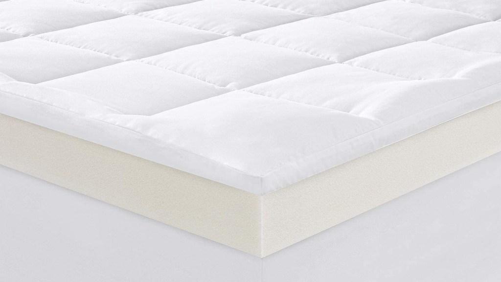 serta mattress topper