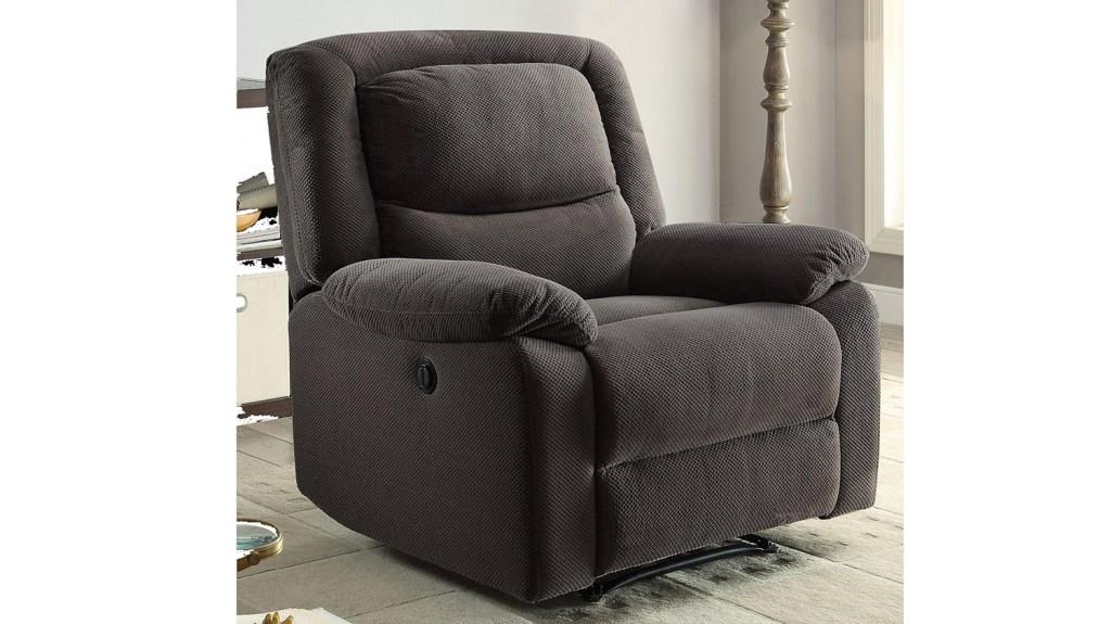 serta power recliner