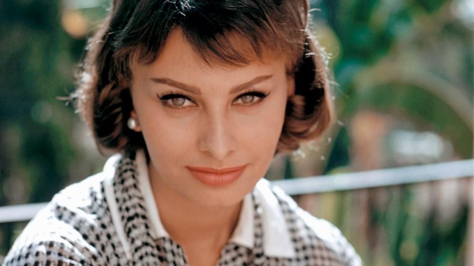 Sophia Loren S Trick For Getting Rid Of Dark Circles First For Women