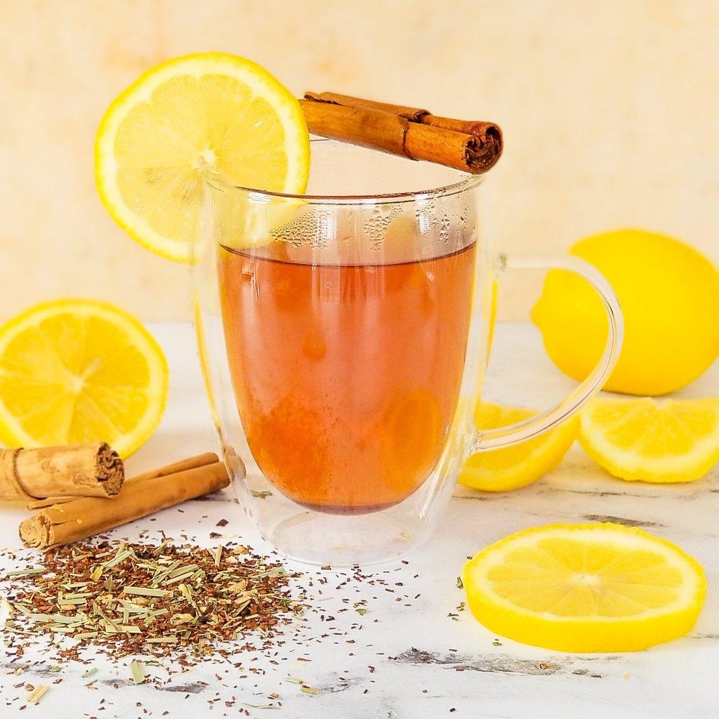 Lemon hot toddy