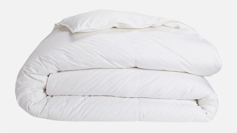 Brooklinen down comforter