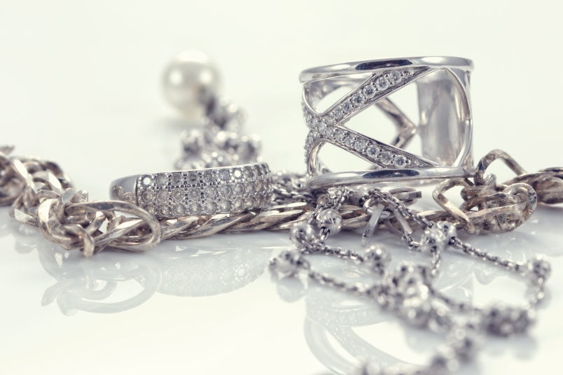 How to Clean Silver Jewelry So It Looks Shiny and New