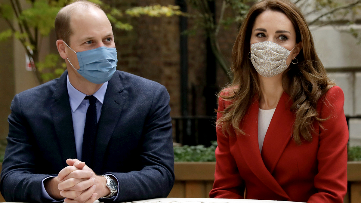 Prince William Had COVID-19 Earlier This Year But Kept It a Secret — Here's Why