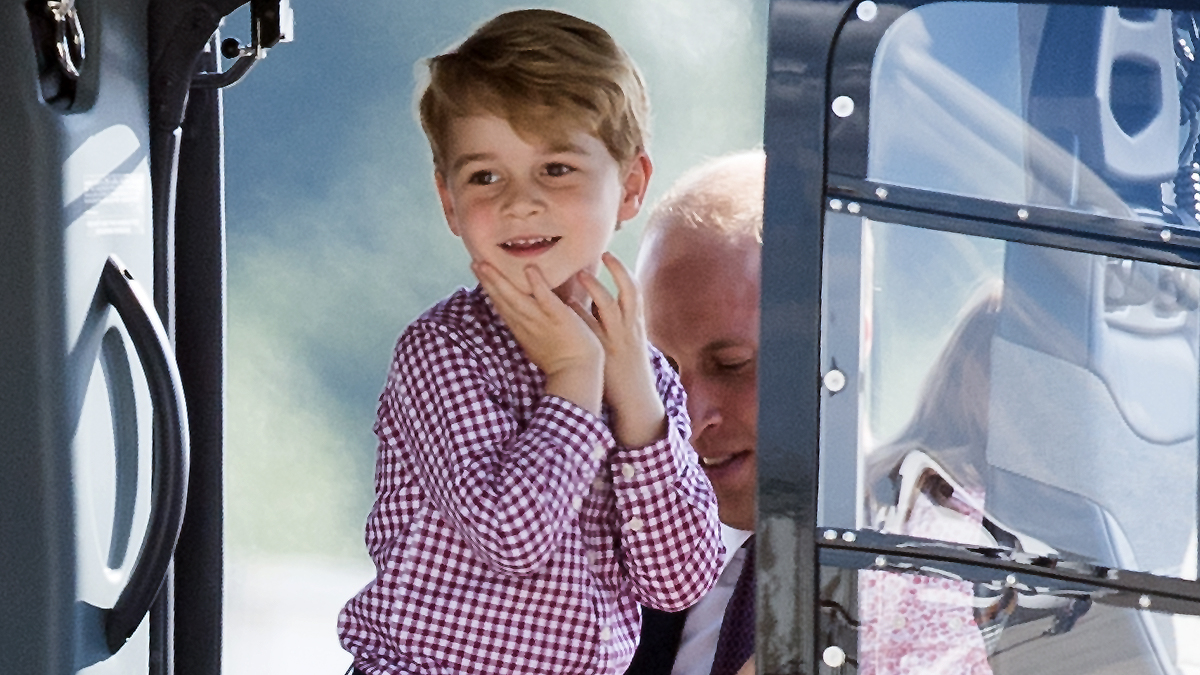 Prince George's Favorite Meal Is Exactly What We Want for Dinner Tonight
