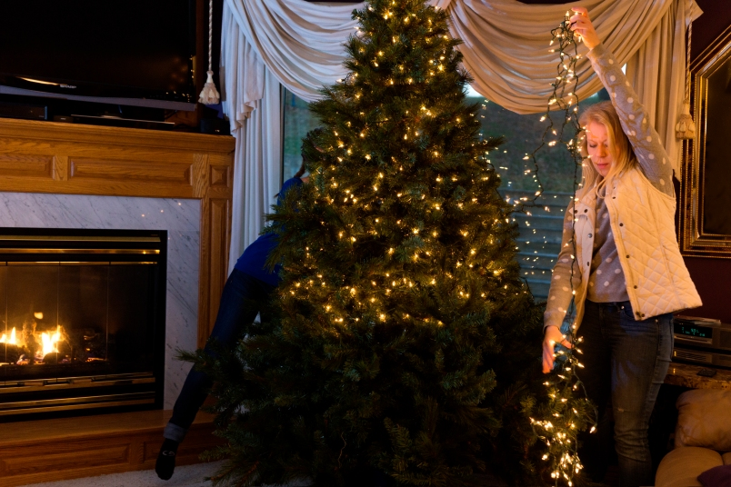 We've Been Stringing Lights on Our Christmas Trees Wrong All Along