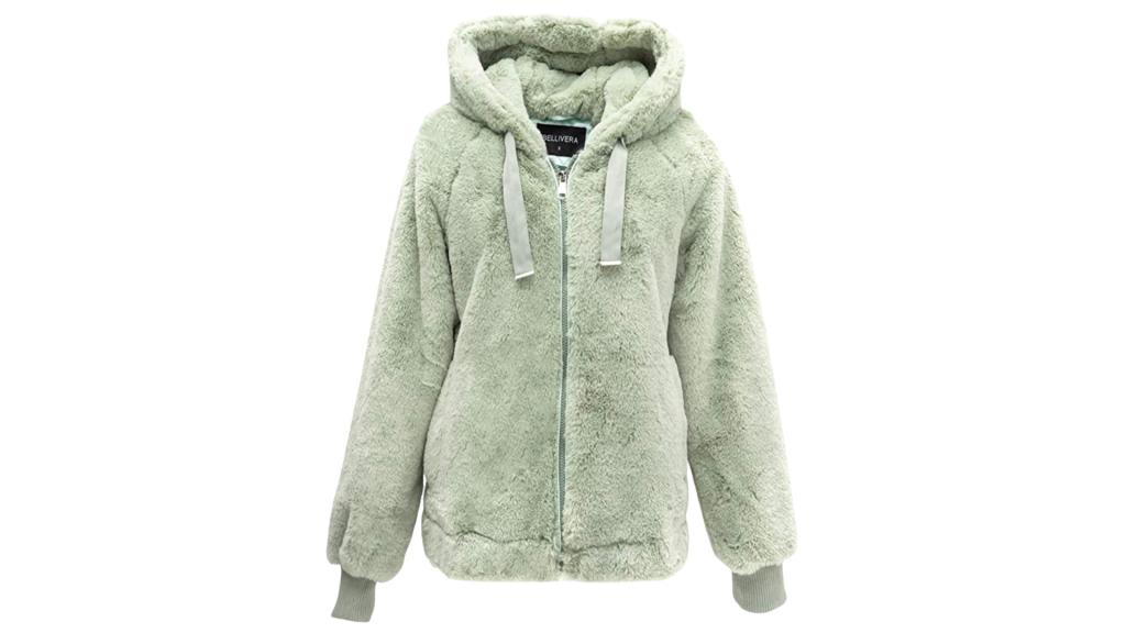 best faux fur winter coat