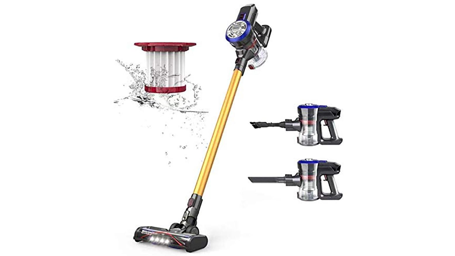 Dibea stick vacuum cleaner