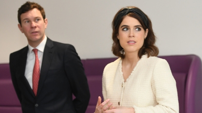 Princess Eugenie and Jack