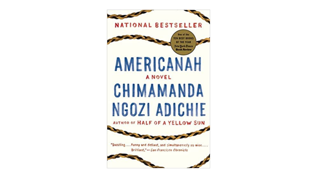 Chimamanda best books by black authors