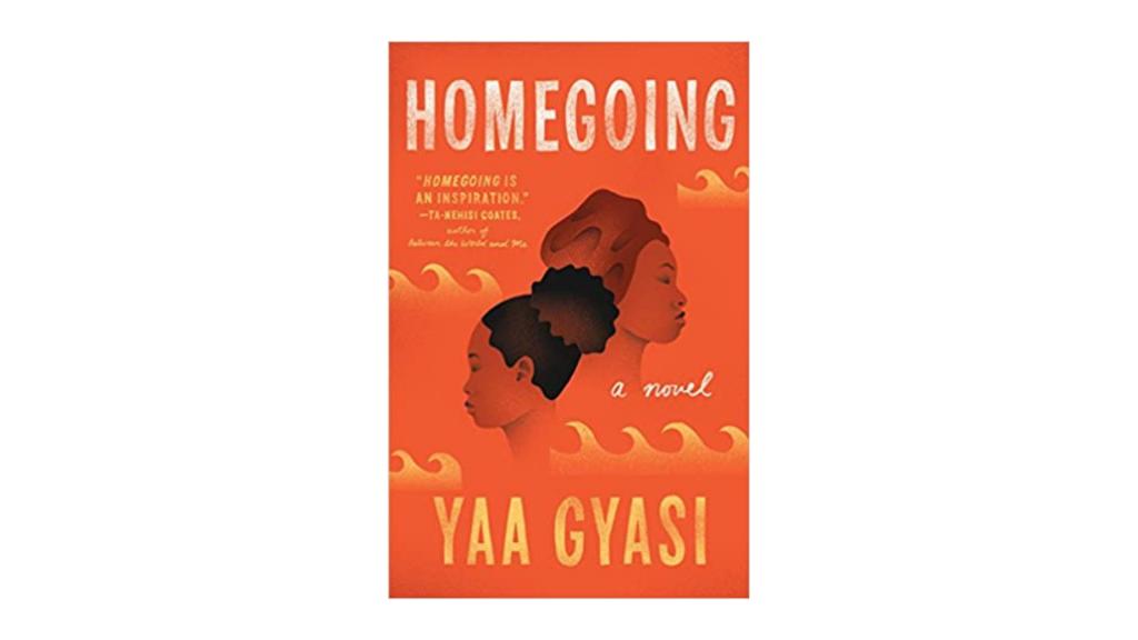 Yaa Gyasi best books by black authors