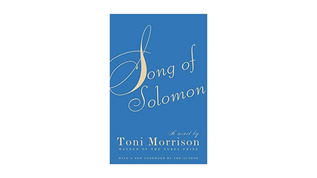 Toni Morrison best books by black authors