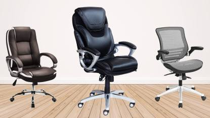 best lumbar support office chairs