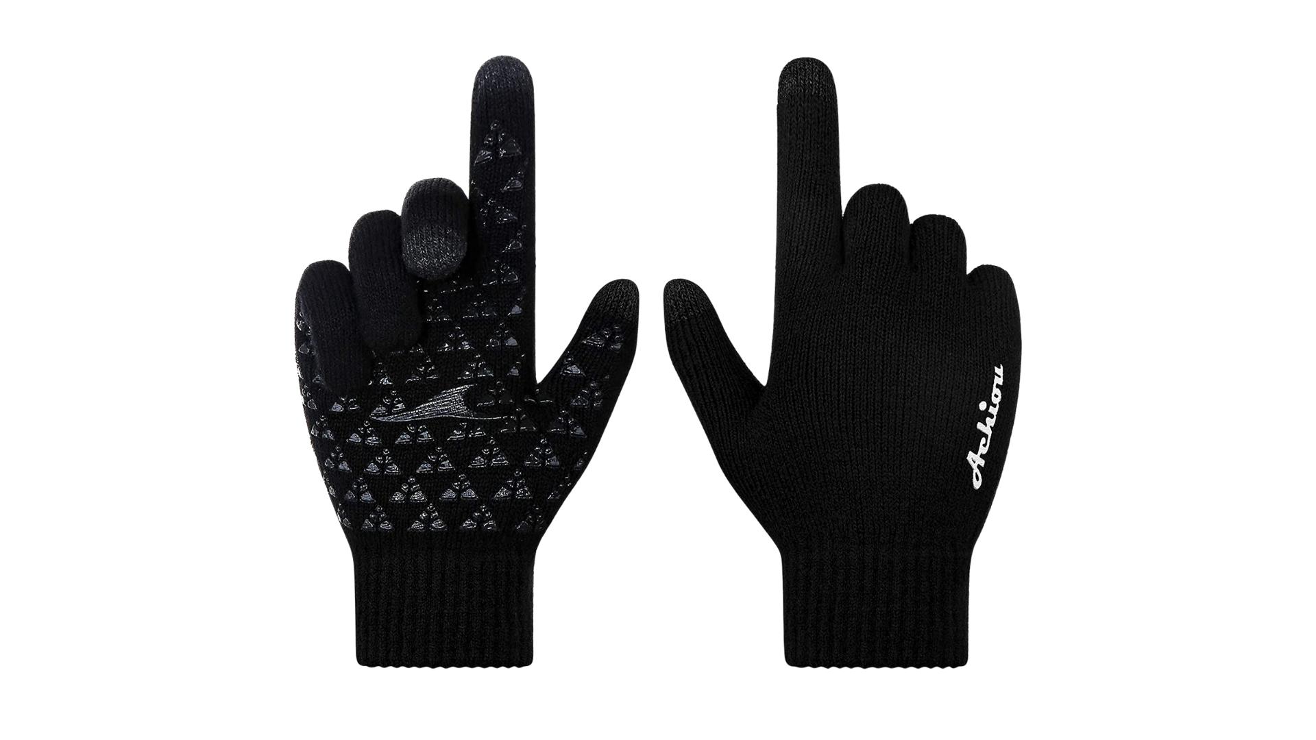 Achiou best winter gloves